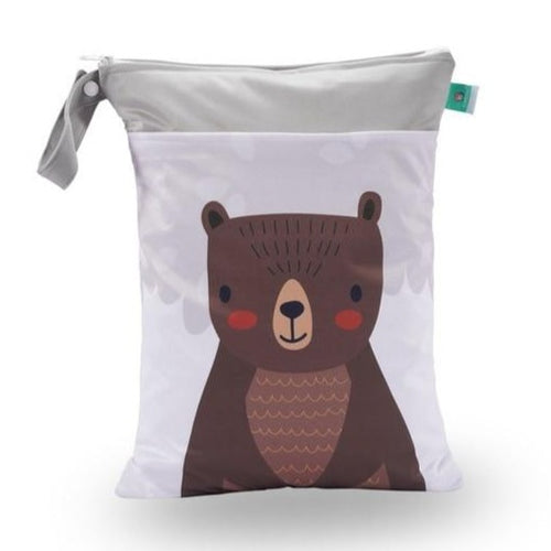 Winter Animal Wet Bag Collection - Nested Nurseries