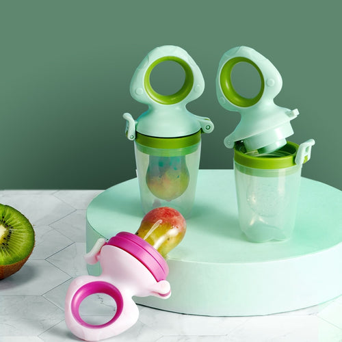 Pacifier Feeder - Assorted Colours - Nested Nurseries