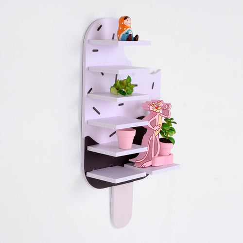 Popsicle Wall Shelf - Nested Nurseries