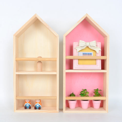 Nordic Home Shelves - Assorted Colours - Nested Nurseries