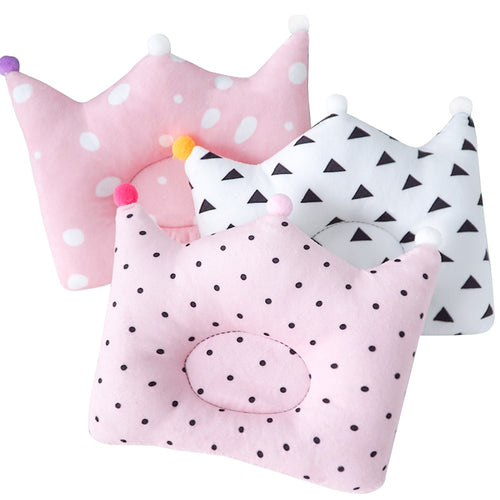 Crown Nursing Pillow - Assorted Patterns - Nested Nurseries