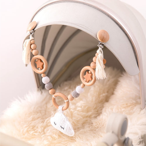 Nordic Pram Clip Collection - Nested Nurseries