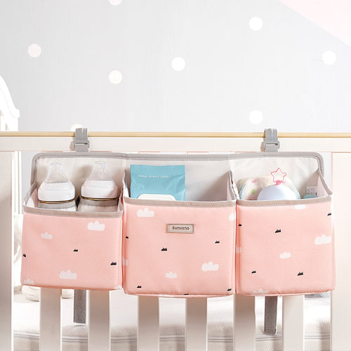 Pastel Cot Caddy - Assorted Colours - Nested Nurseries