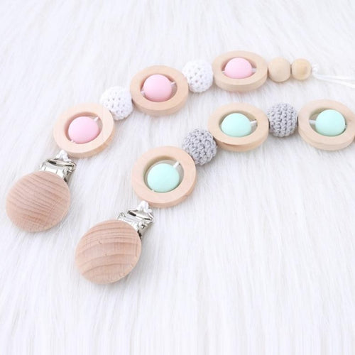 Pastel Ring Clip Collection - Nested Nurseries