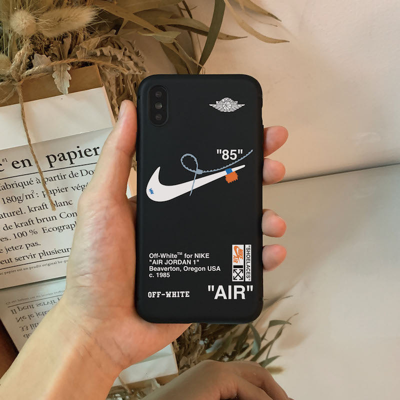 O W X Swoosh 85 Case Hyped Official