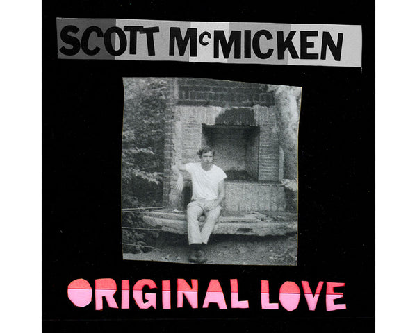 Original Love album cover by Scott McMicken