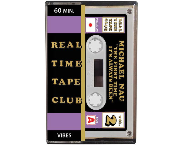 Real Time Tape Club, volume 2, is a cassette composed by Michael Nau