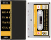 Real Time Tape Club volume 5 cassette tape by Ryan Spellman