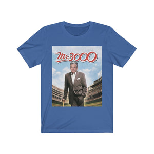 Mr. 3000 Powell Short-Sleeve Unisex T-Shirt - WallStreet Autist