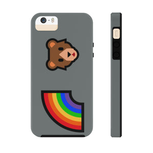 Gay Bear Case Mate Tough Phone Cases - WallStreet Autist
