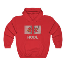 Load image into Gallery viewer, Bitcoin Hodl Roller Coaster Hoodie - WallStreet Autist