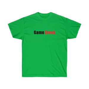 GameStonk T shirt  Unisex Ultra Cotton Tee - WallStreet Autist