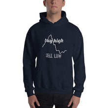 Load image into Gallery viewer, Buy High Sell Low Unisex Hoodie - WallStreet Autist