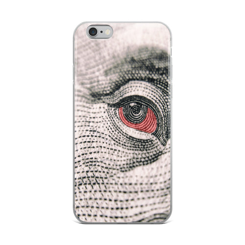 High Eye Benny iPhone Case - WallStreet Autist