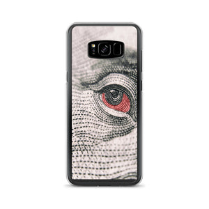 High Eye Benny Samsung Case - WallStreet Autist