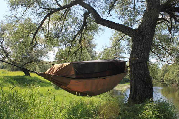 Leave No Trace When Hammock Camping