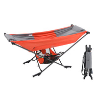 Mock ONE Compact Portable Folding Hammock with Stand