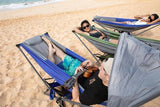 Mock ONE V2.0 (2-Pack Bundle) Portable Folding Hammocks with Stand-Republic of Durable Goods