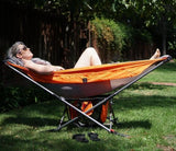 Mock ONE v2.0 Portable Folding Hammock with Stand-Republic of Durable Goods