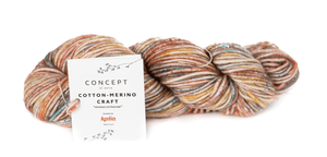 Cotton Merino Craft