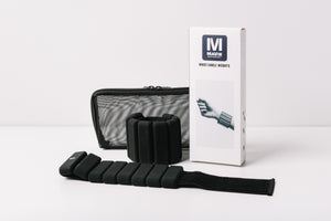 MaVie Wrist and Ankle weights-BLK