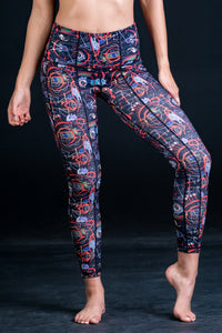 Chloe Ankle legging (Milo's Print) - Beat Outdoor Gear