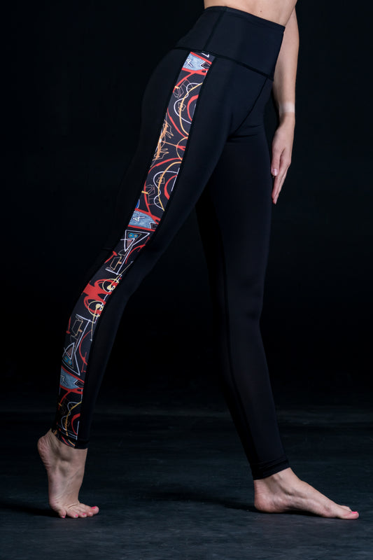 Milo's High Waist legging - Beat Outdoor Gear
