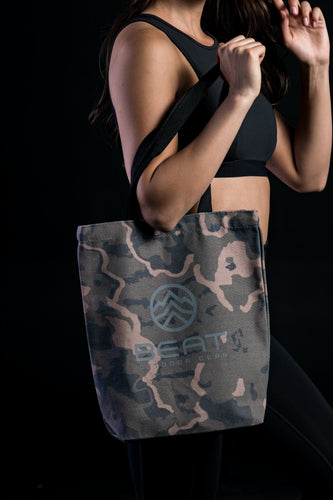 Camo Canvas Bag - Beat Outdoor Gear