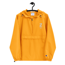 Load image into Gallery viewer, Zaddy Zems Embroidered Champion Windbreaker