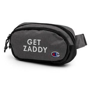 Get Zaddy Champion Fanny Pack