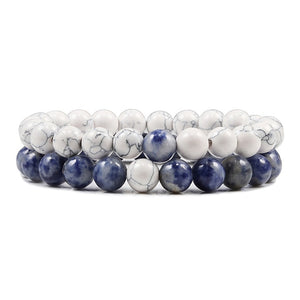 Bracelet Black and White,White and Blue Weathered,White and Aqua,White and Blue,Lava and Purple,White and Green,White and Orange