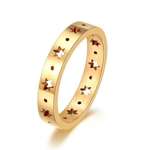 DAZZLE ME Star Ring