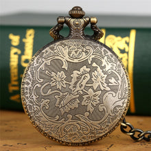 Load image into Gallery viewer, Totoro Quartz Pocket Watch