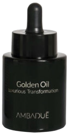 Golden Oil Luxurious Transformation