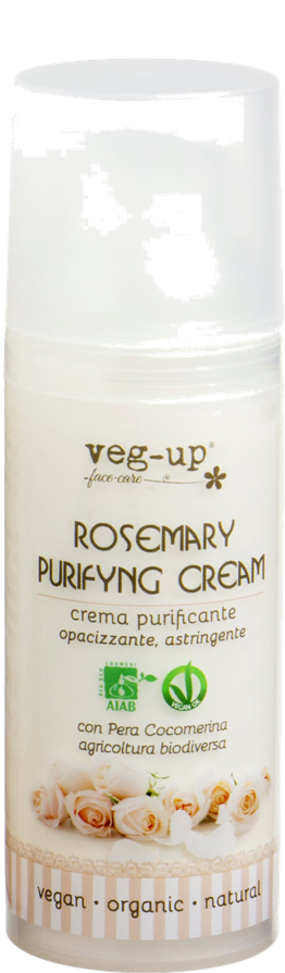 Rosemary Purifying Cream