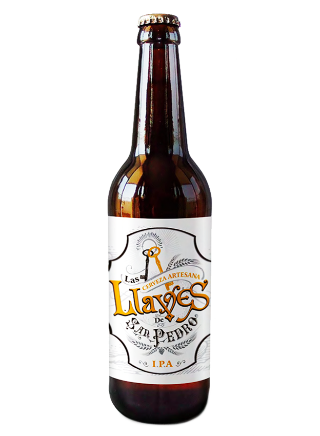 Las llaves de San Pedro English IPA