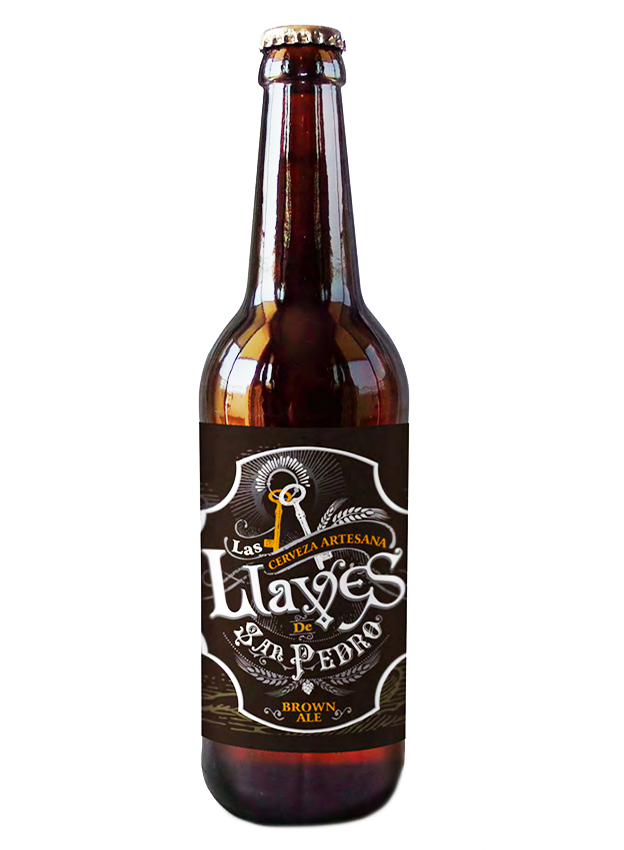 Las llaves de San Pedro BROWN ALE
