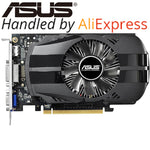 ASUS Graphics Card - nVIDIA GTX 750Ti - 2GB GDDR5 VRAM - 128Bit - Used VGA Card - HDMI/DVI