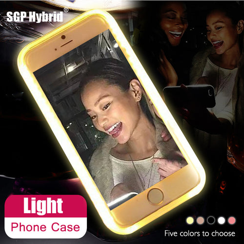 Selfie Light Iphone Case for Iphone - trendytorch