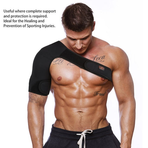 Adjustable Breathable Shoulder Brace - trendytorch
