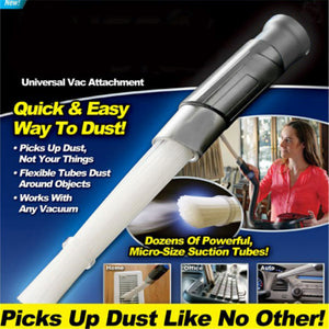 Dust Daddy Vacum Attachment - DOUBLE OFFER - trendytorch