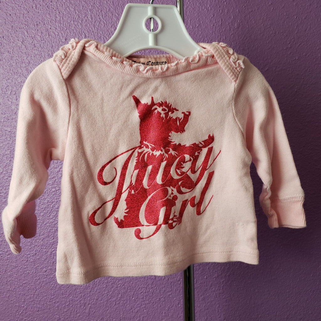 JUICY COUTURE - 3-6mo