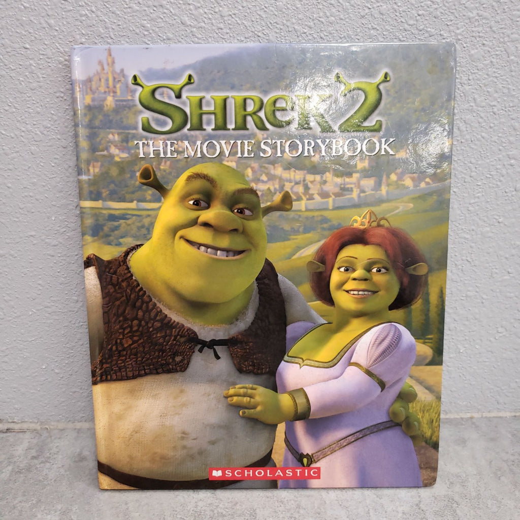 TOM MASON - SHREK 2 THE MOVIE
