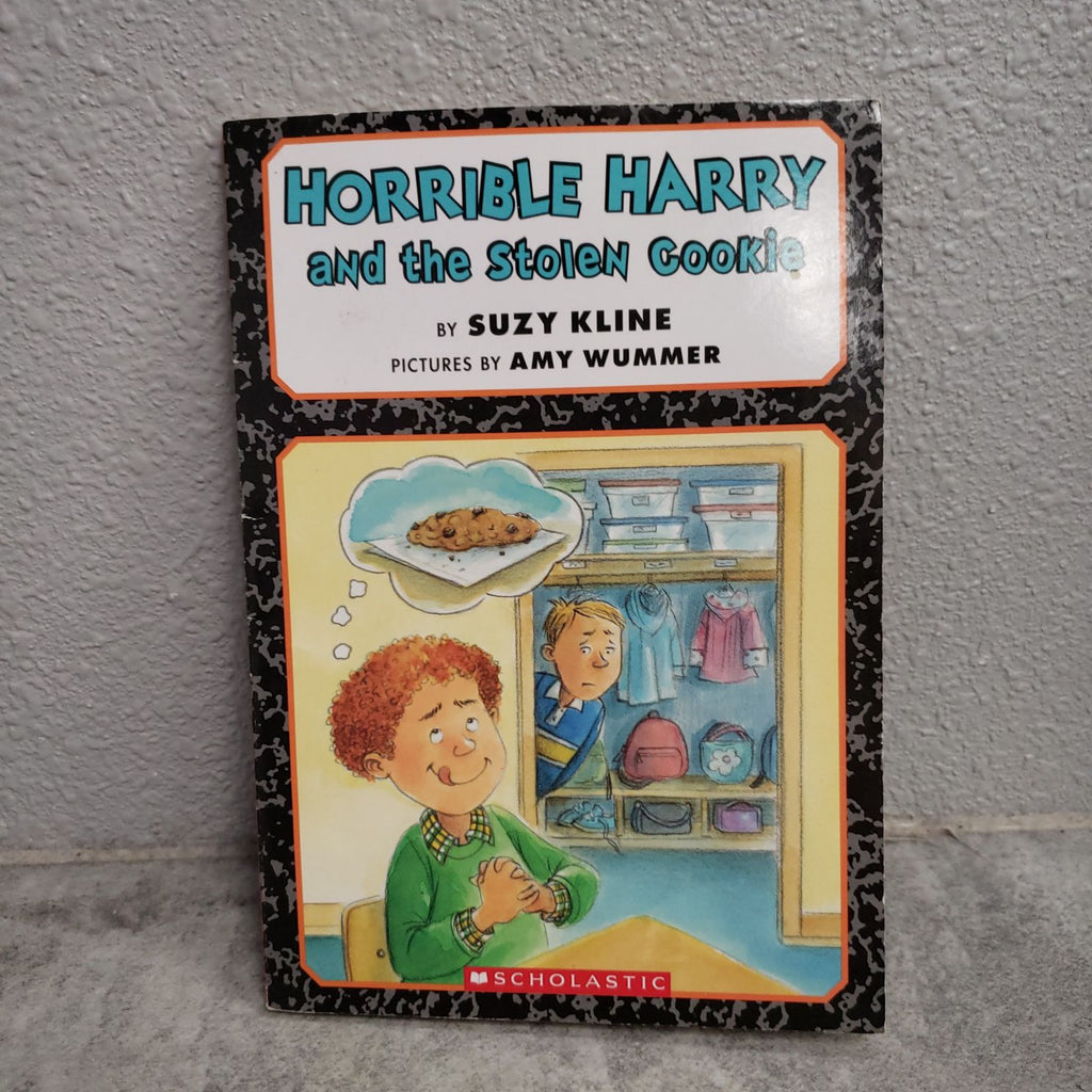 HORRIBLE HARRY AND THE STOLEN COOKIE - BOOK