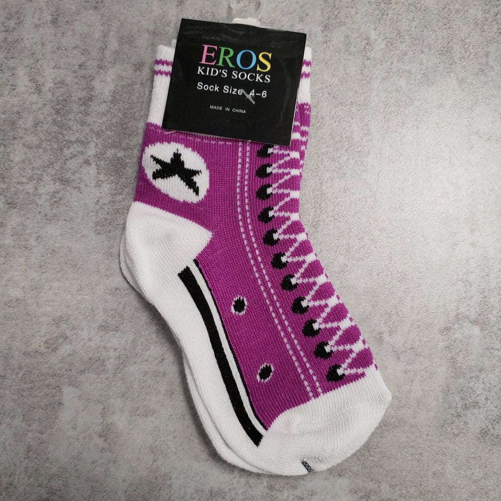 EROS KID'S SOCKS - 4-6T