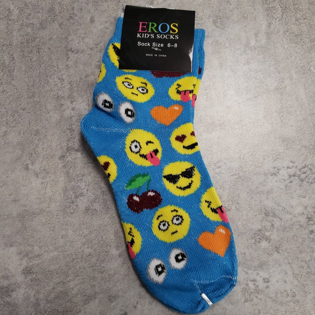EROS KID'S SOCKS - 6-8
