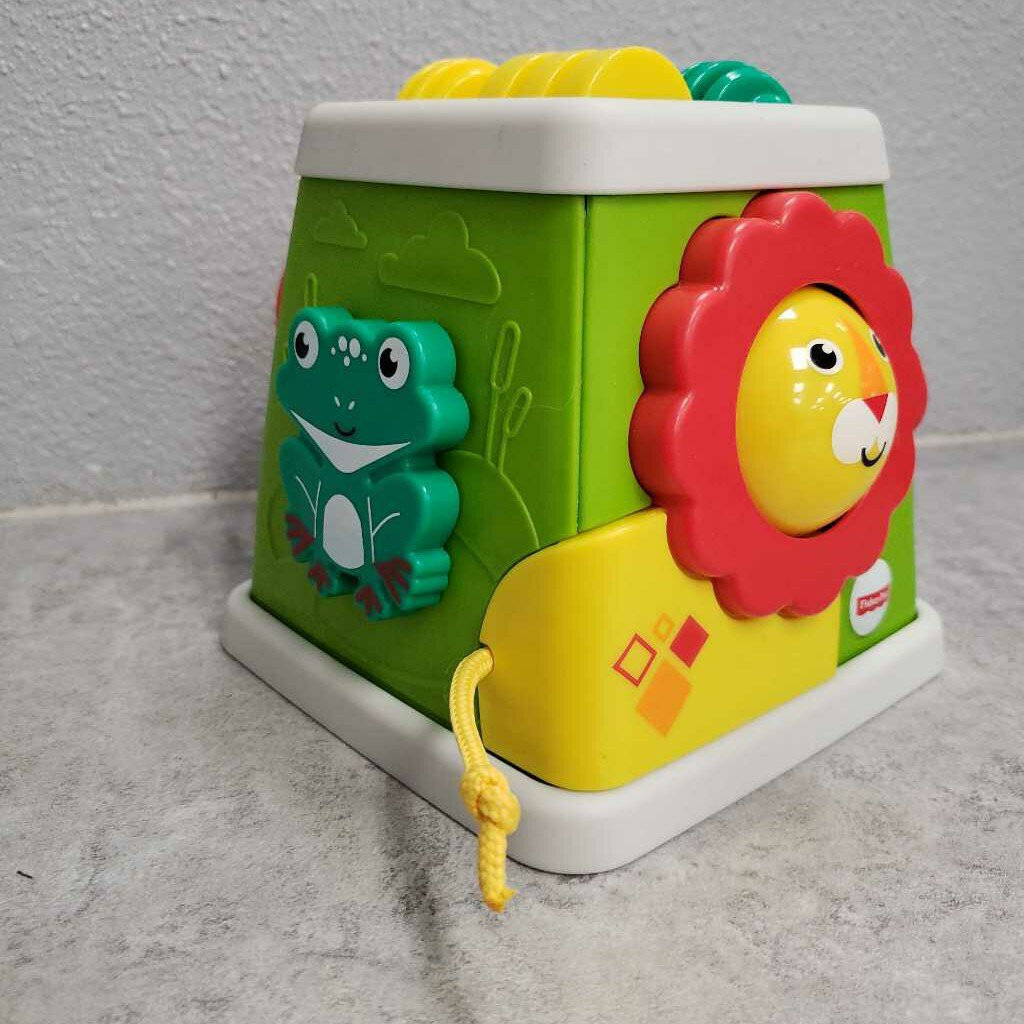 FISHER PRICE - ACTIVITY CUBE