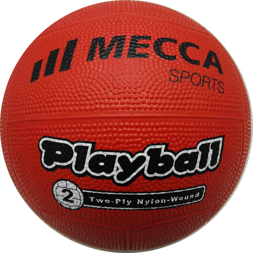 Mecca Rubber Play Ball