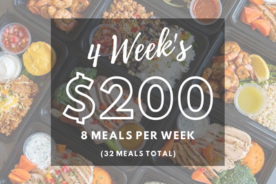 Fuel To Fit Finale! (4 Week's of Meals)