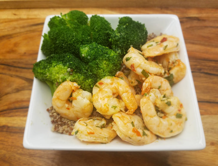 Chile Lime Shrimp